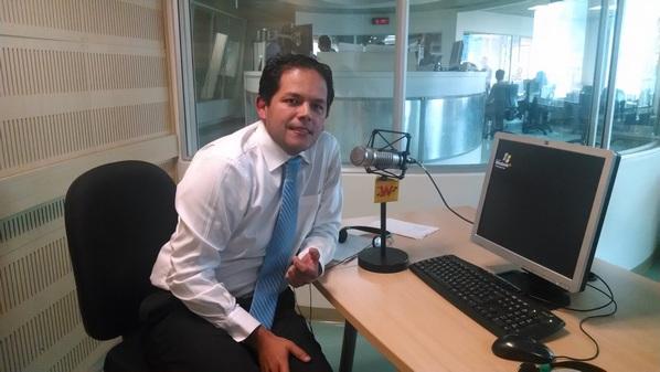 Fernando Rosero en WRadio